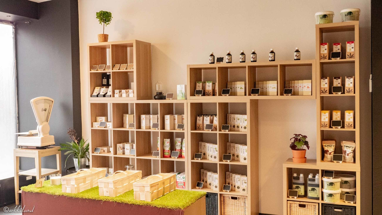 Mavelos Luxembourg Luxembuurg CBD Hemp Shop